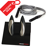 eBoxingHandles Fitness Package - eBoxingHandles, Stand, XGrip Trainer